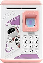 YChoice365 Spardose mit Fingerprint, kreativ,
