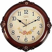 YCLOCK Wanduhr Uhr Wanduhren Lautlos für