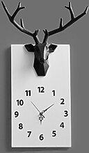 YCLOCK Wanduhr Uhr Wanduhren Stumm Stille Modern