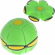 YCLOTH Frisbee Magic Ball, UFO Ball,