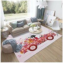 YCMXMY Home Designer Teppich Wohnzimmer Flur