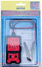 Ycncixwd 12 V Auto Relay Tester Tool Auto Battery