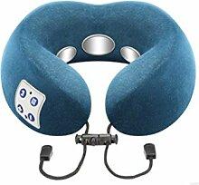 YCRCTC Elektrische Massage U-förmig Kissen