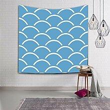 YCRY wandteppich Wand aufhängen,100% Polyester
