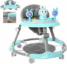 YDDHQ Baby Lauflernhilfe Gehfrei Lauflernwagen
