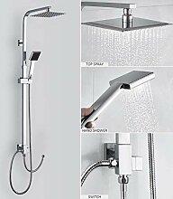 YDYDYD (Duschset ohne Wasserhahn) Duscharmatur