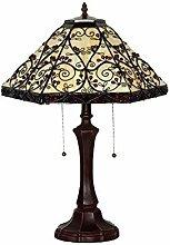 YDYG 16-Zoll-Tiffany-Stil Tischlampen
