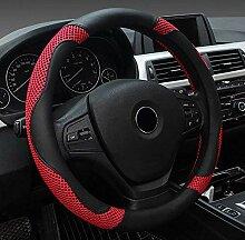 YE Auto Leder Lenkradabdeckungen Universal 15