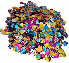 YeahiBaby Folien Pailletten Herzform Glitter