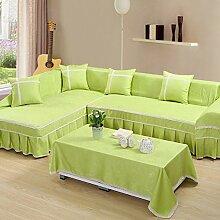 YEARLY Jacquard Sofa-Überwürfe, Europäische
