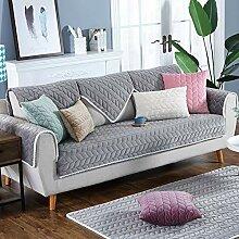 YEARLY Plüsch Sofabezug, Couch-Abdeckung