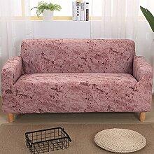 YEARLY Volle Deckung Stretch sofabezug, Einfache