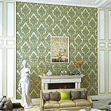 YEbao 3D Tapete Für Moderne / Zeitgenössische Wandbeläge Nicht Gewebe Material Benötigt Tapete Zimmer Wandelement Army Green