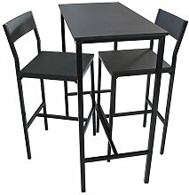 bartisch set g nstig online kaufen lionshome. Black Bedroom Furniture Sets. Home Design Ideas
