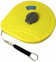 Yellow Kunststoffgehäuse 30m Weiche Zugband Messwerkzeug