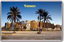 Yemen/fridge/magnet!!!! - Kühlschrankmagne