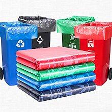 YF-TOW Plastik-Recyclingbeutel, stark, dick, 20