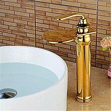 YFF Home Deco Badezimmer Waschraum Waschtisch Armatur Wasserhahn Tippen