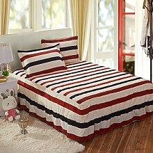 YFFS Einzelstücke Von Aloe Baumwolle Nicht Rutschfeste Bett Rock Bettdecken Bett Matratzen Matratzen,C-100*200cm