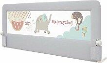 YFQ Bettleitplanke Krabbelzaun Kinderspielzaun