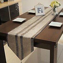 YFQH-2014 Jahre Parallelen Der moderne Stil Hotel Table Runner