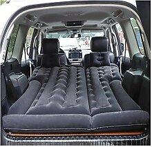 YFYZZ Auto aufblasbare Matratze mit Luftpumpe,