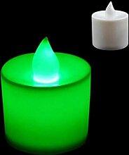 YGGY 32PCBatterie Teelichter Kreative LED