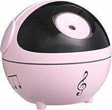 Yhhzw 350Ml Music Ball Luftbefeuchter Mit