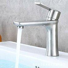 YHSGY Küchenarmatur 304 Edelstahl Waschbecken