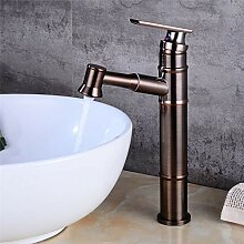 YHSGY Küchenarmatur Becken-Hahn Mit Handbrause