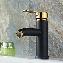 YHSGY Waschtischarmaturen Edelstahl Wasserhahn