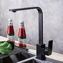 YHSGY Waschtischarmaturen Sieben Zeichen Küche