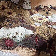 YHUJH Home Sofa Kissen Sofa Handtuch Linie Decke