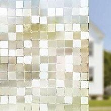 YHviking Kein kleber Statische,Fensterfolie