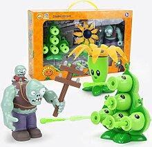 YHYGOO Der neuen Zombies volle Satz von Spielzeug