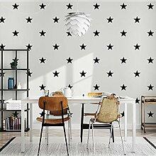 yhyxll Kinderzimmer fünfzackigen Stern