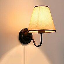 Yhz@ Einzelne Kopfstütze Nachttischlampe Moderne