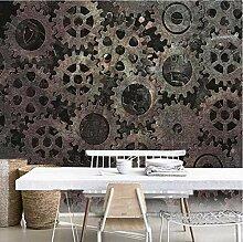Yhzer Benutzerdefinierte 3D Wandbild Tapete Zimmer
