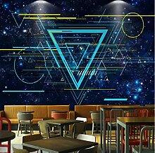 Yhzer Kosmische Linien 3D Tapete Der