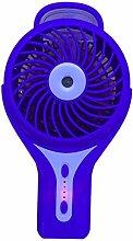 YI 3-Stufiger Ventilator Stummt Beweglicher Handgehaltener Usb-Nachladbarer Lithiumbatterieventilator , Lileng 853,lileng 853