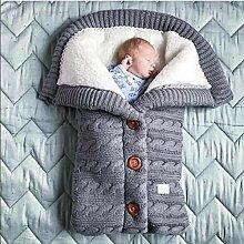 Yichener Baby Schlafsack Umschlag Winter Kinder