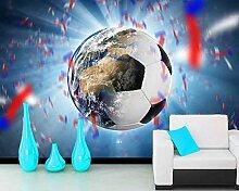 YIERLIFE 3D Fototapeten Vlies Wandbild - Kreative