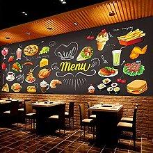 YIERLIFE 3D TV Hintergrund-Tapeten Wanddekoration