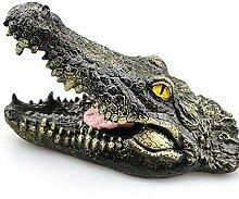 YiGanQiang Schwimmdock Krokodil Quelle Köder