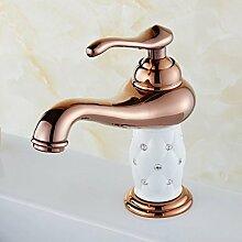 YiHang @ All-Kupfer Heiß Und Kalt Badezimmer
