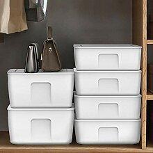 YiJiaMei Unterwäsche Kunststoff Aufbewahrungsbox