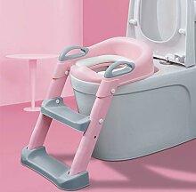 YILANJUN Toilettentrainer Töpfchen Kindertoilette