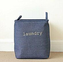 yiliay Fashion Rechteck Wäschesammler Korb