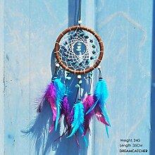 Yiliay Indian Feder Dream Faenger Wand Haengende