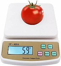 Yimiky Küchenwaage 1 g, Digital LCD Küche Essen
